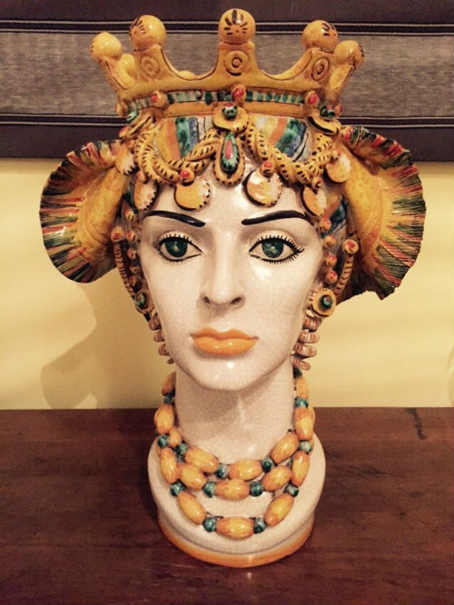 An Iconic Sicilian Vase The Sicilian House Travel Blog Palazzo